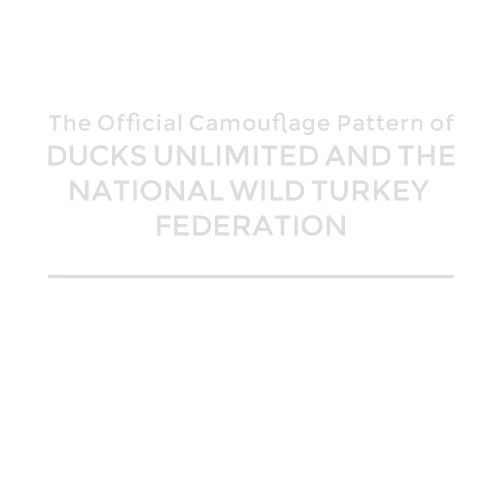 Mossy Oak The official camouflage pattern of Ducks Unlimited and the National Wild Turkey Federation. The two largest hunter-advocacy groups in the U.S.